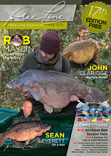 Freeline February 2019 cover image