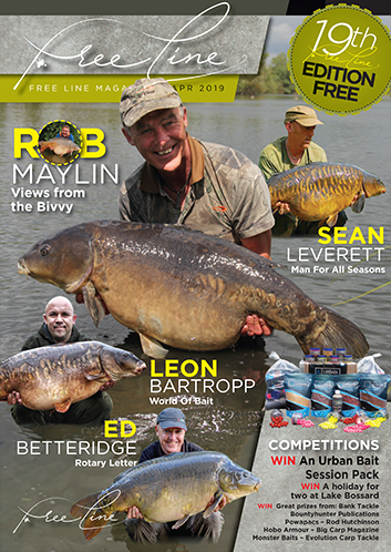 Freeline April 2019 cover image