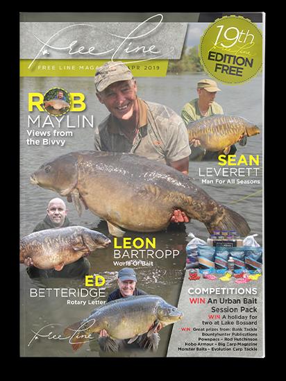 Freeline April 2019 cover image