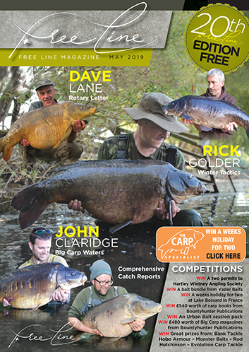 Freeline May 2019 cover image