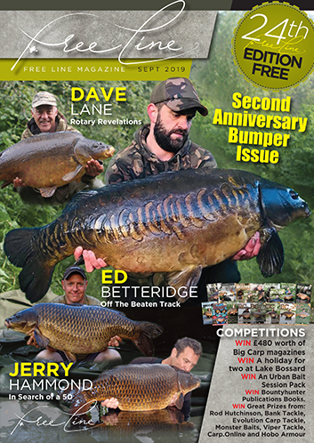 Freeline September 2019 cover image