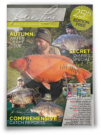 Freeline October 2019 cover image