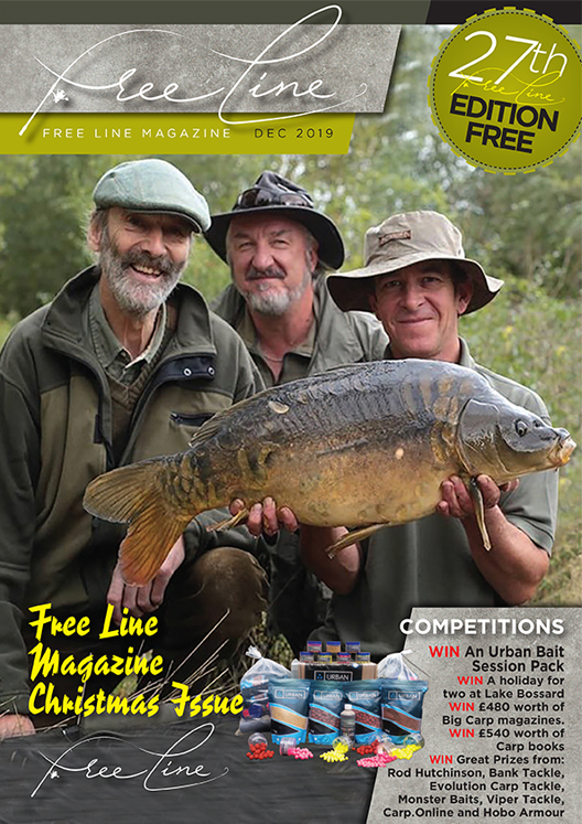 Freeline December 2019 cover image