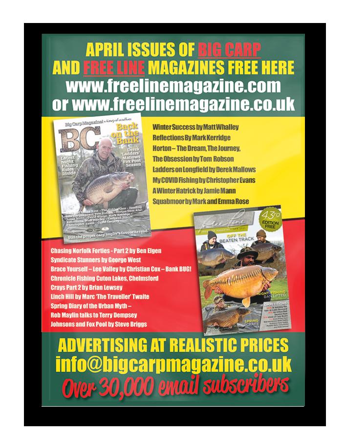 Freeline April 2021 cover image