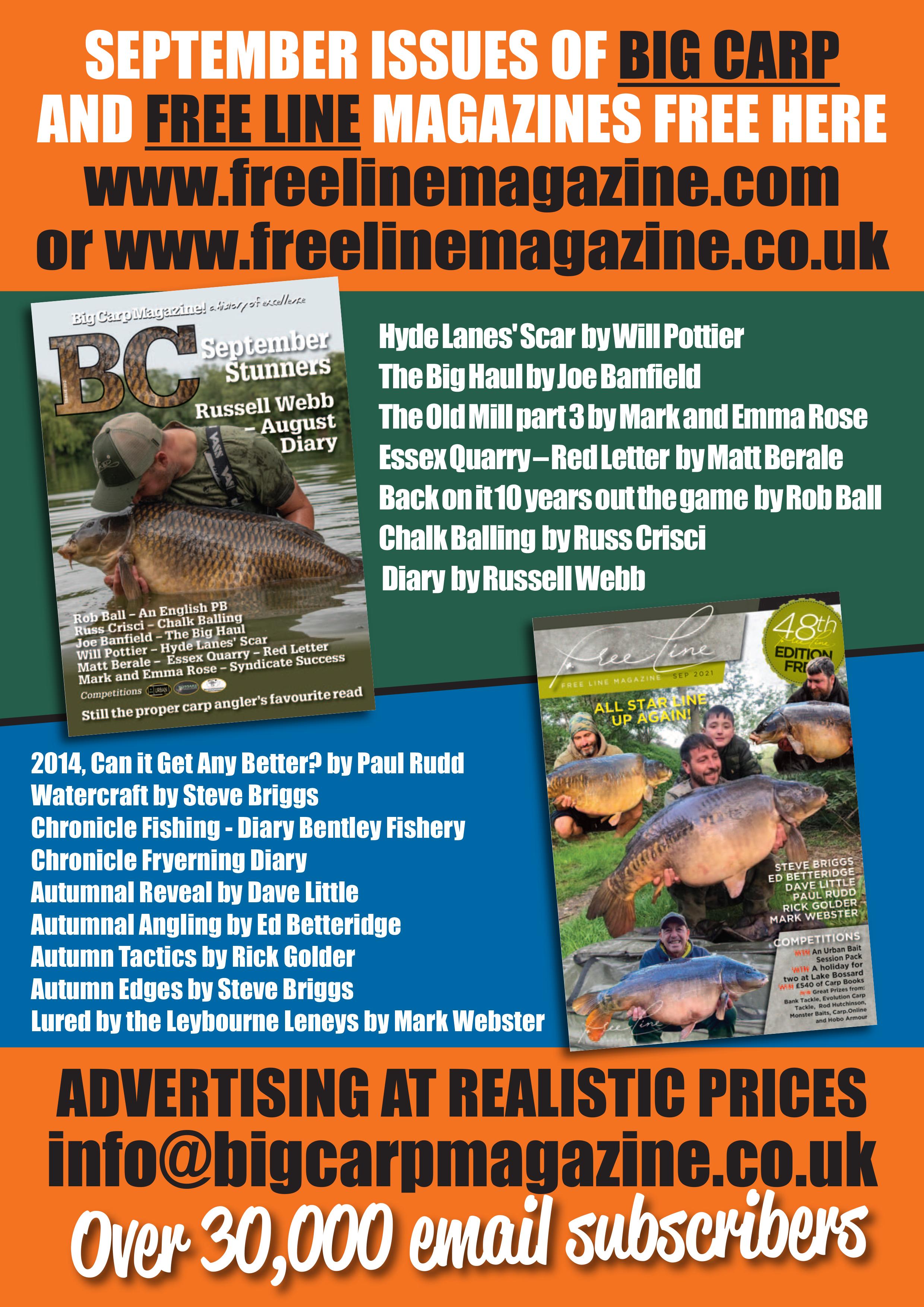 Freeline September 2021 cover image