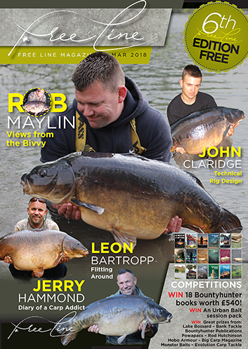 Freeline March 2018 cover image