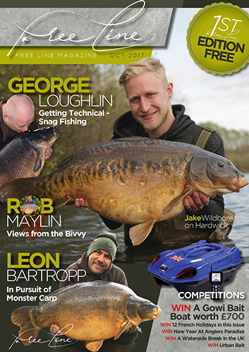 Freeline October 2017 cover image
